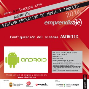 Taller de EmprendizAje sobre el Sistema Android