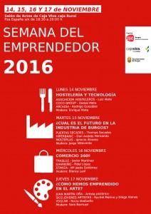 Semana del Emprendedor 2016